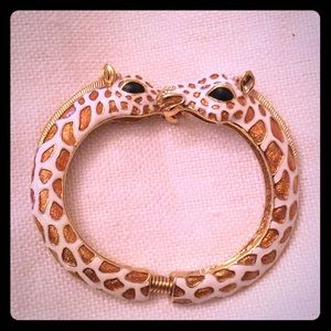 Kenneth Jay Lane Giraffe Bracelet